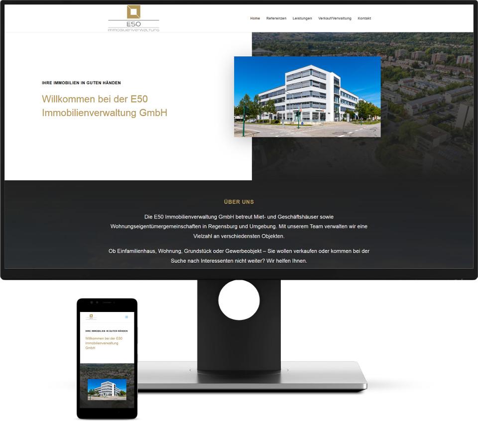 Webdesign Harz Immobilienverwaltung