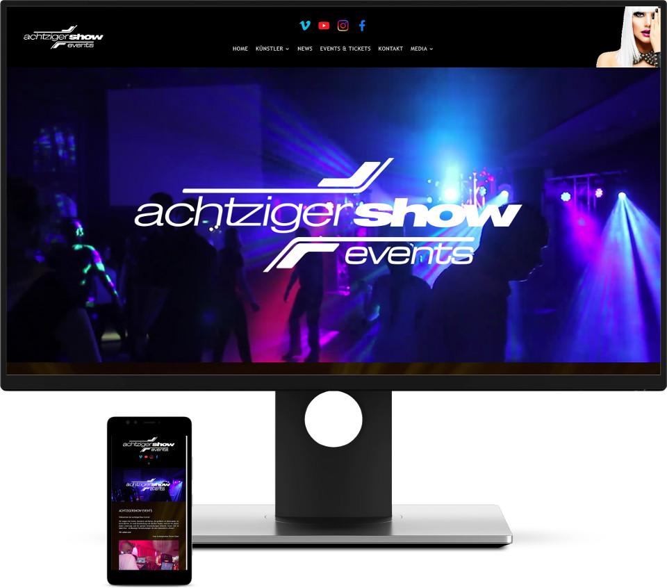 Webdesign Harz Veranstaltungen und Events