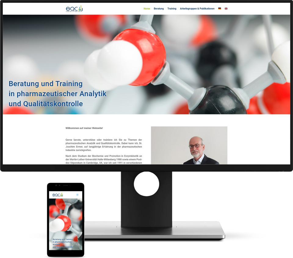 Webdesign Harz Ermer Quality Consulting