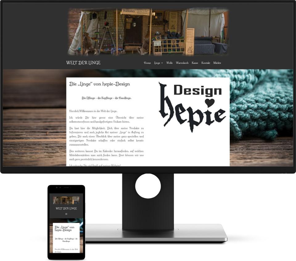 Webdesign Harz Webshop Elflinge